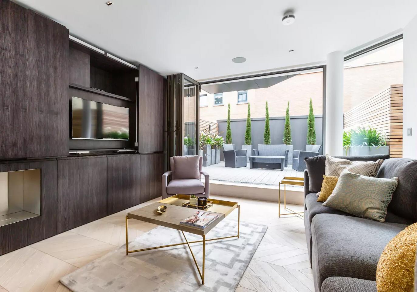 Airbnb londres 25 maisons appartements et lofts de r ve for Appartement adagio londres