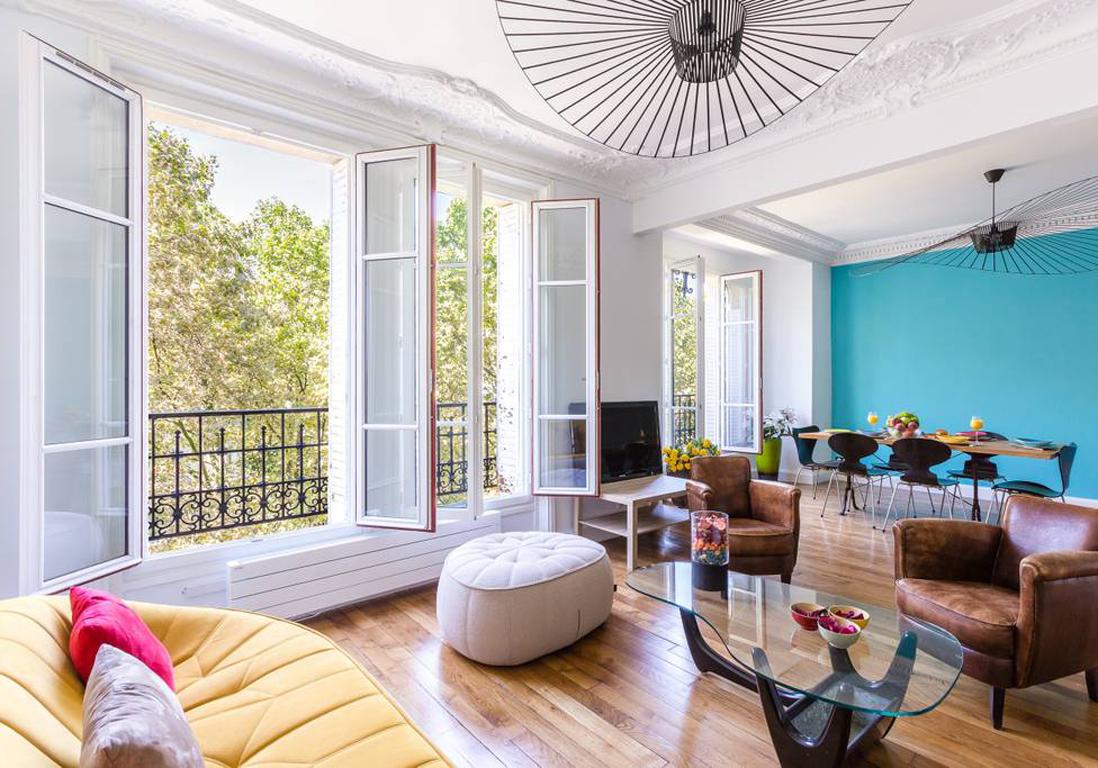 Super Location appartement Paris : découvrez les plus beaux intérieurs  CA16