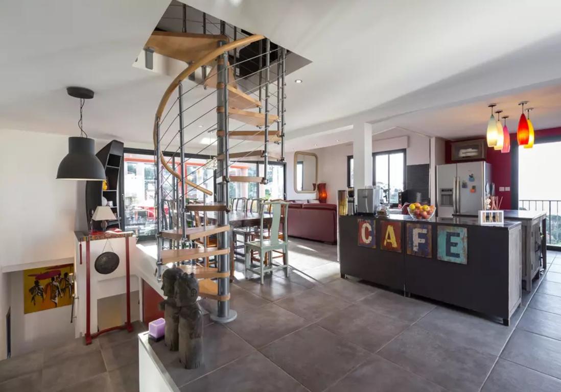 Airbnb nice 30 appartements villas et duplex de r ve - Deco maison appartement en duplex widawscy ...