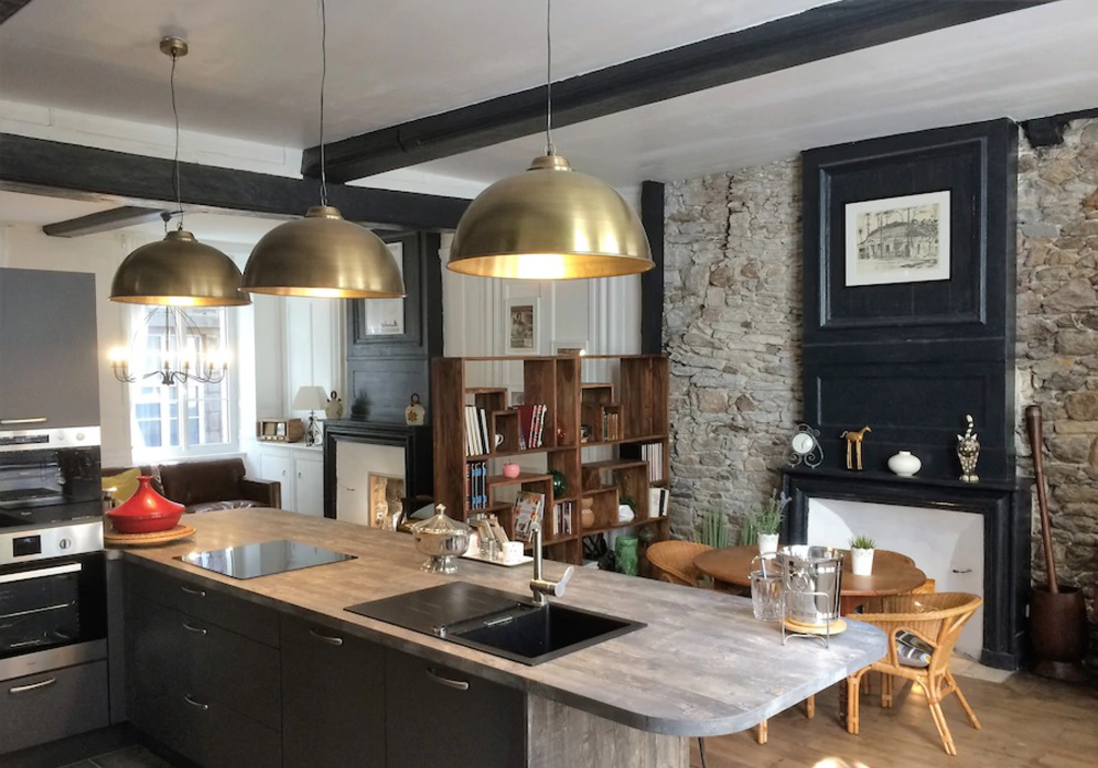 Airbnb saint malo 25 appartements maisons et lofts de r ve saint malo - Maisons et appartements magazine ...