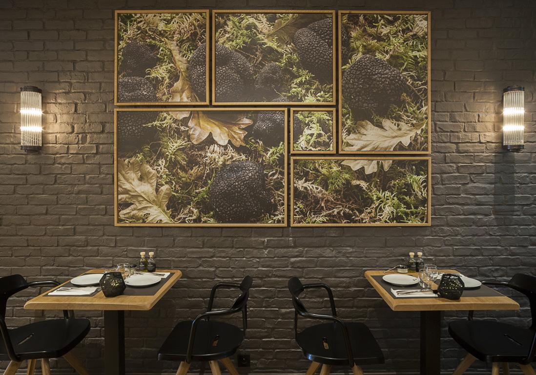 Paris 12 adresses design qui vont r galer les gourmands - Maison des truffes paris ...