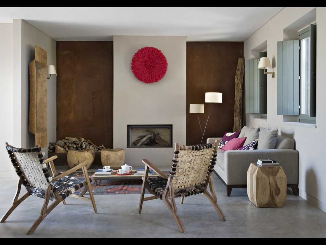 Au portugal une fazenda contemporaine elle d coration for Salon du bois nantes