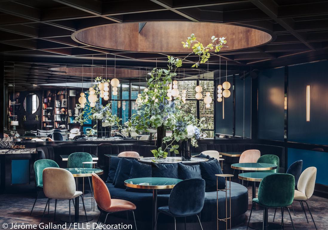 Découvrez le premier hôtel de sarah lavoine elle décoration