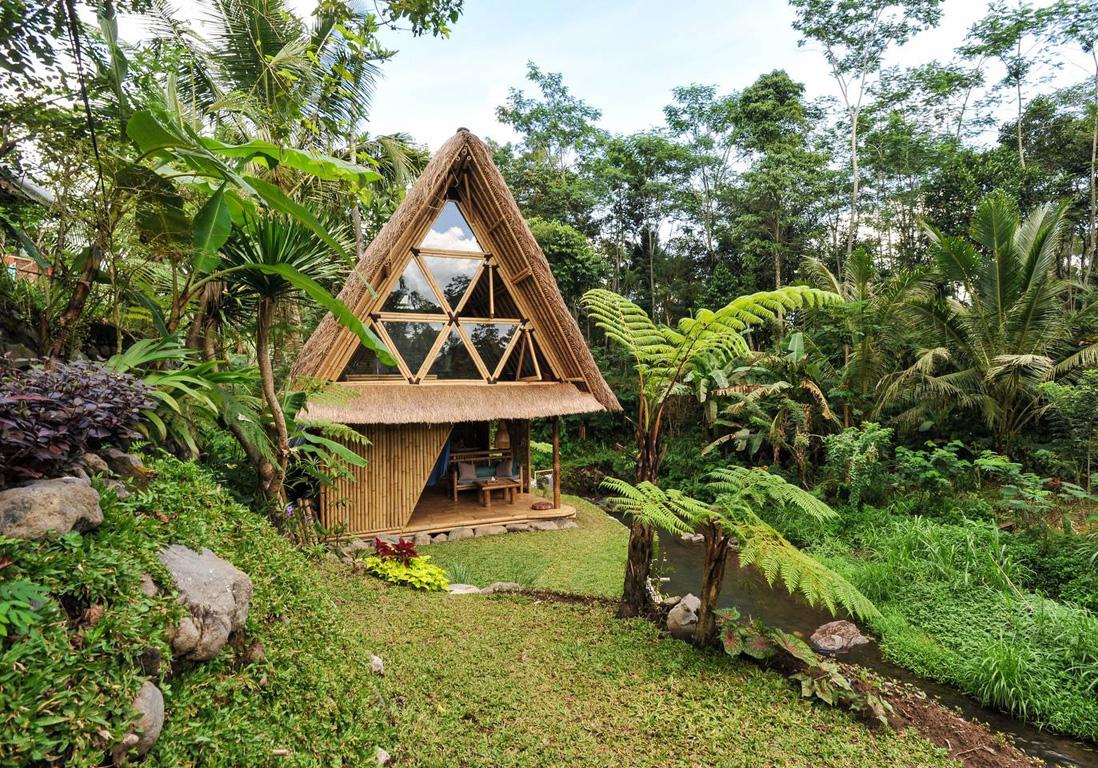 maison originale d couvrez les maisons les plus dingues louer sur airbnb elle d coration. Black Bedroom Furniture Sets. Home Design Ideas