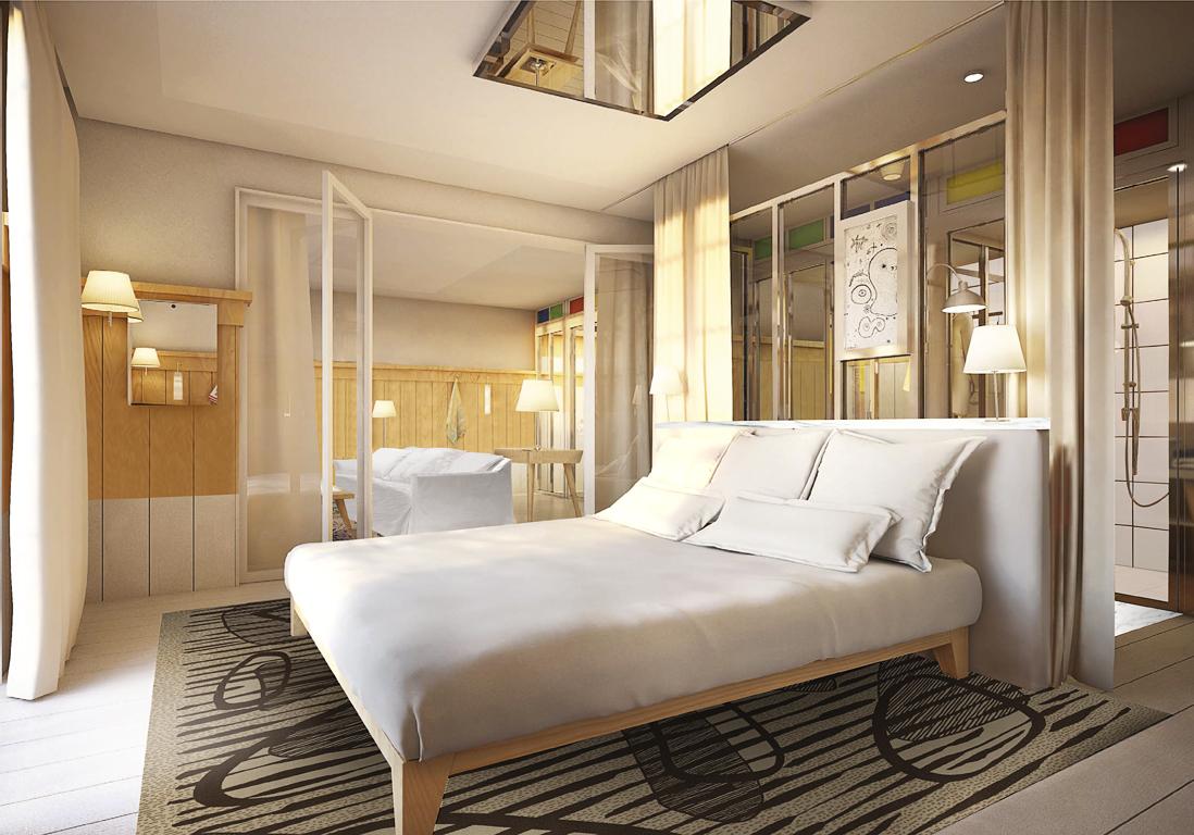 quel h tel pour vos vacances elle d coration. Black Bedroom Furniture Sets. Home Design Ideas