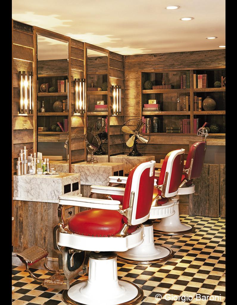 Visite de l h tel soho beach house miami elle d coration - Salon de coiffure cherche coiffeuse ...
