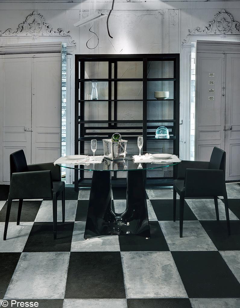 10 astuces d co piquer la maison martin margiela elle d coration. Black Bedroom Furniture Sets. Home Design Ideas
