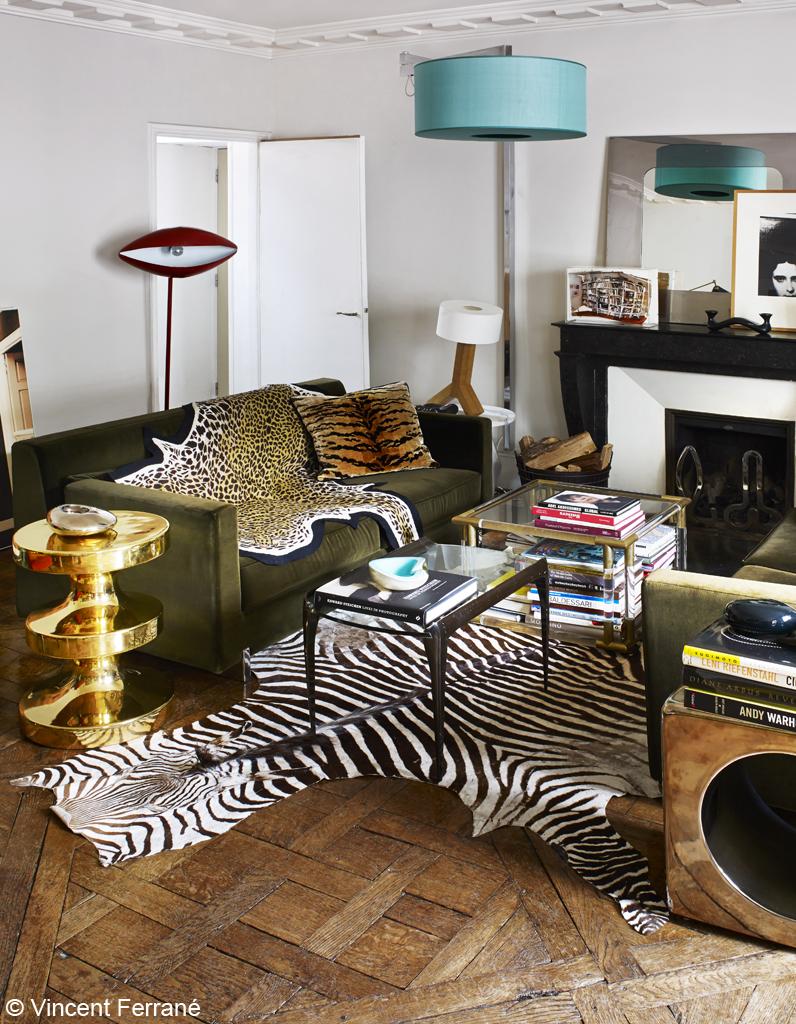 la le on de style d india mahdavi elle d coration. Black Bedroom Furniture Sets. Home Design Ideas