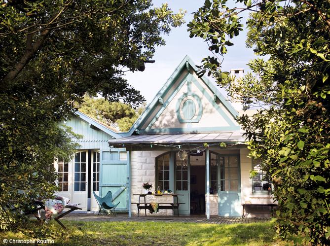 D couvrez les 50 plus belles maisons de vacances en france elle d coration - Maison de vacances harwick ...