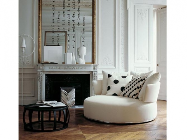 d corer un appart haussmannien elle d coration. Black Bedroom Furniture Sets. Home Design Ideas