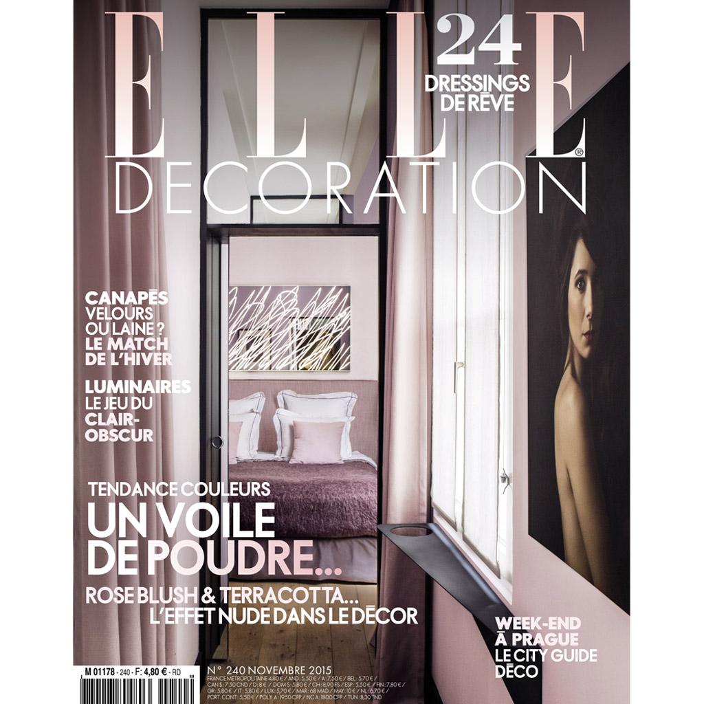 un appartement entre esprit grand si cle et design des 70 39 s elle d coration. Black Bedroom Furniture Sets. Home Design Ideas