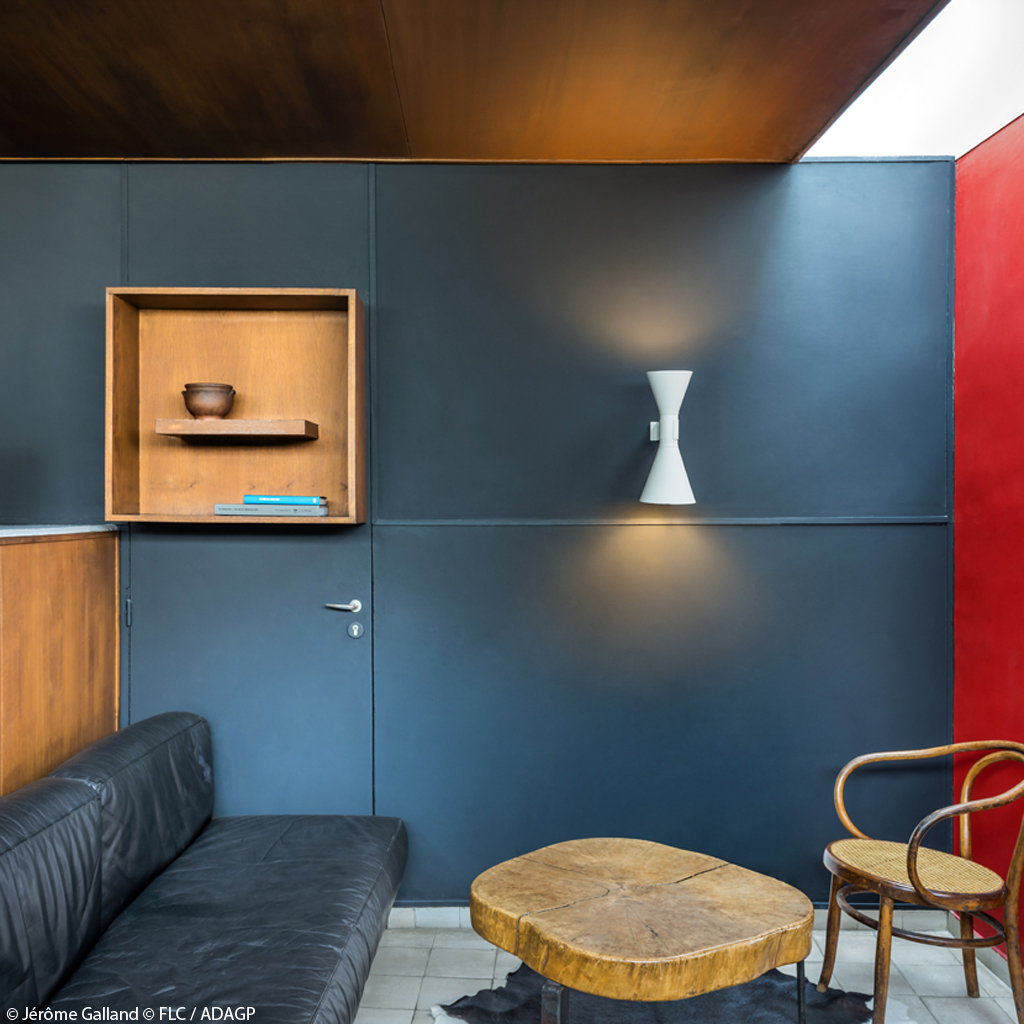 Visite très privée de l'appartement atelier parisien de le ...