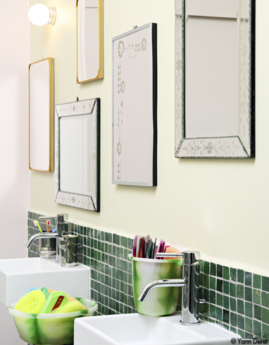 Bollywood design elle d coration for Beaux miroirs