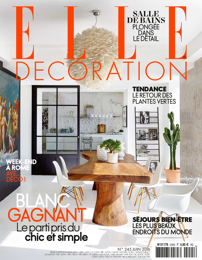dans une maison de r ve majorque elle d coration. Black Bedroom Furniture Sets. Home Design Ideas