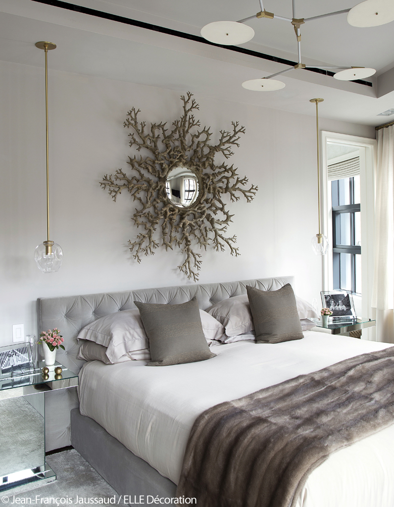 D co penthouse direction new york avec ce penthouse au for Chambre adulte complete romantique