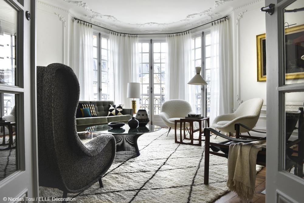Favori Photos de l'appartement cosy d'un collectionneur brésilien - Elle  VG69