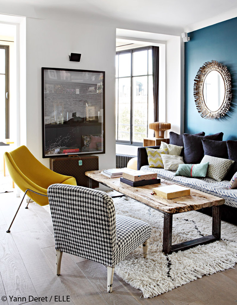 Amazing Cool Idee Deco Salon Cosy Se Rapportant Photo Salon Cosy Meilleures  Images With Salon Chaleureux With Salon Chaleureux Et Lumineux