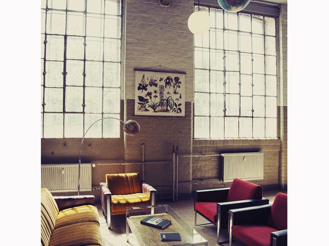 10 lofts pour s 39 inspirer elle d coration - Fenetre loft atelier ...