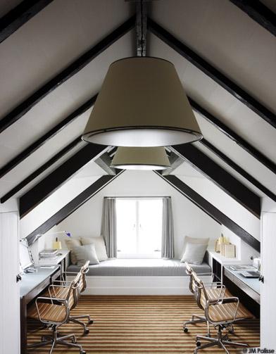 visite priv e d co un r ve de cottage elle d coration. Black Bedroom Furniture Sets. Home Design Ideas