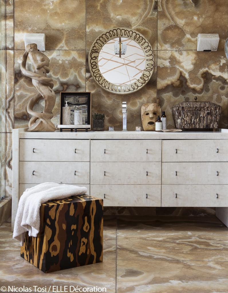 une maison californienne ouverte sur le pacifique elle d coration. Black Bedroom Furniture Sets. Home Design Ideas