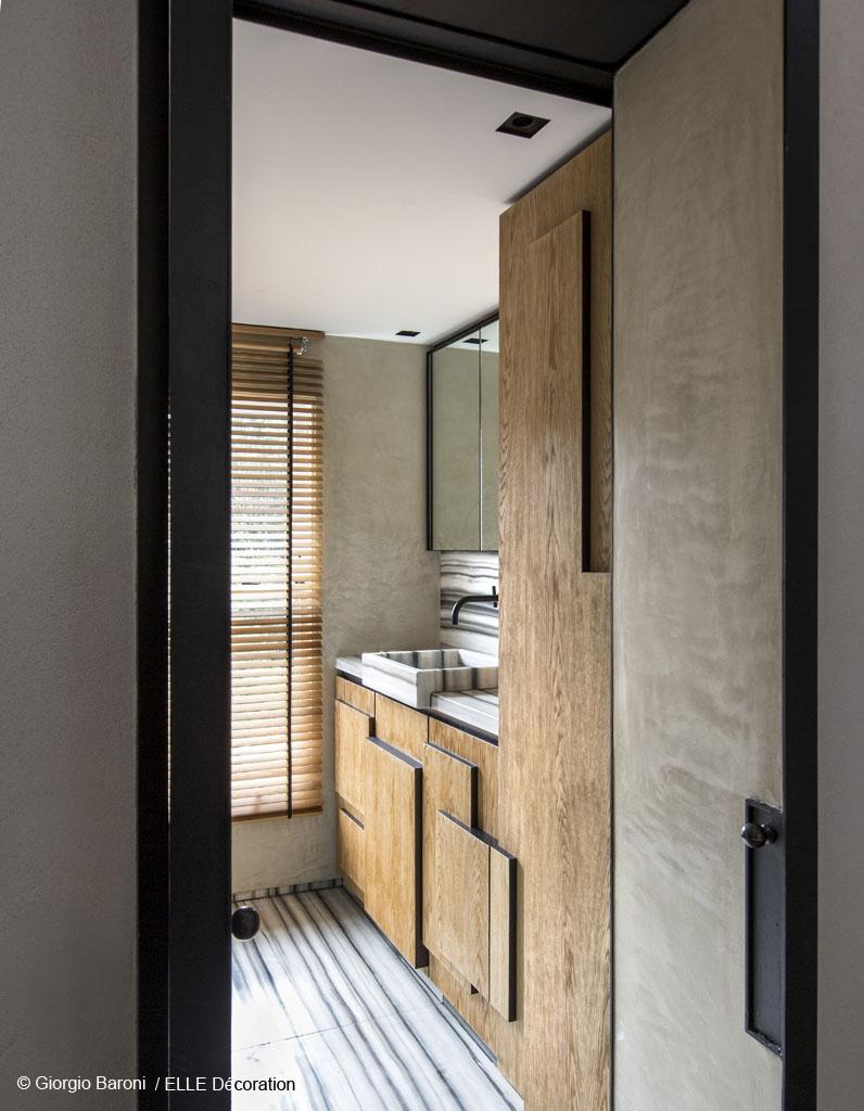 Elle deco salle de bain elegant couleur salle de bains - Elle deco salle de bain ...