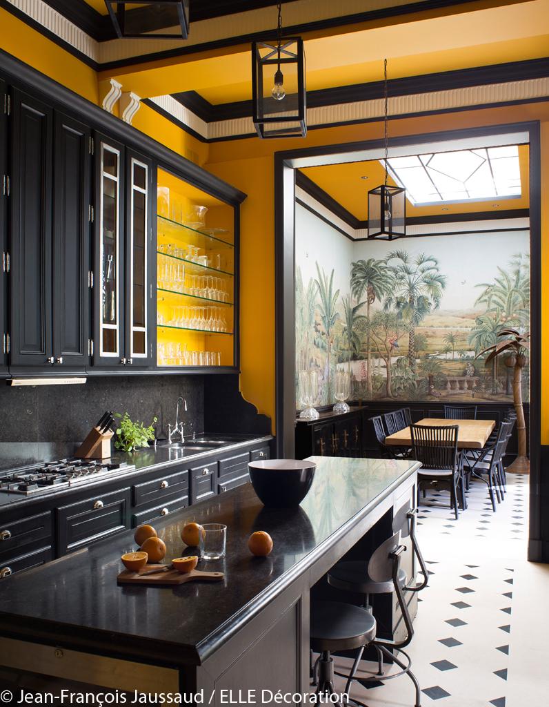 Une splendide maison très exotique   elle décoration