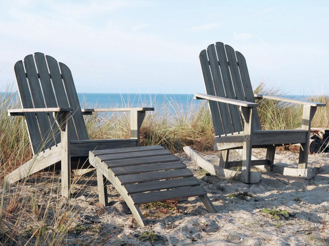visite cabane chic de bord de mer elle d coration. Black Bedroom Furniture Sets. Home Design Ideas
