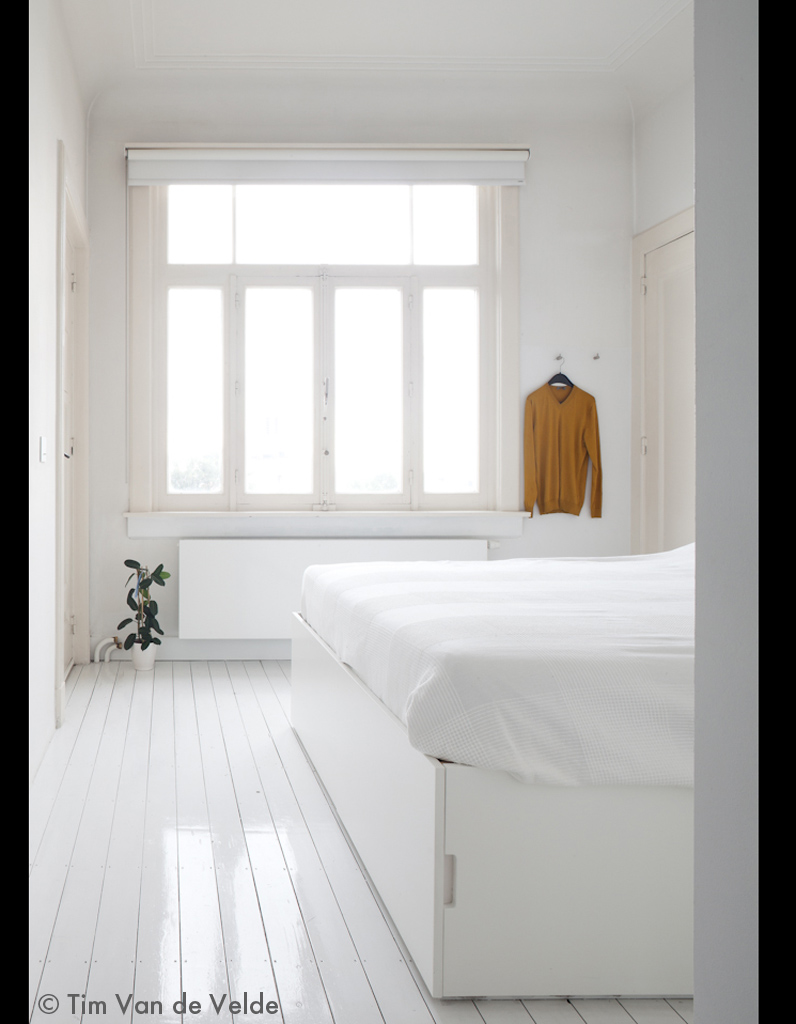 Visite d un appartement terrasse en ville elle d coration for Une chambre en ville tourcoing
