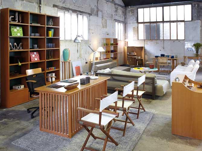 Habitat 1964 ouvre son espace vintage aux puces de saint for Deco habitat