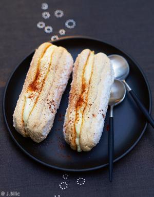 Fausse b che tiramisu pour 6 personnes recettes elle table - Cuisine de bernard tiramisu ...