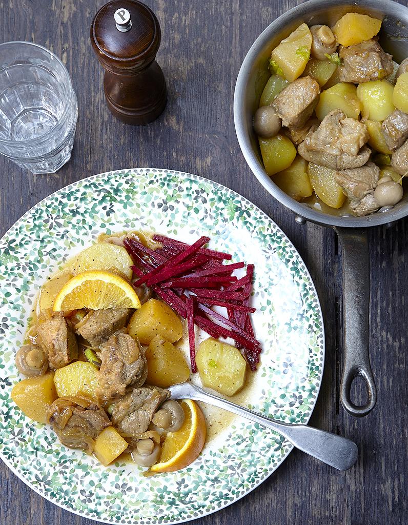 Recettes de veau elle table - Cuisiner le tendron de veau ...