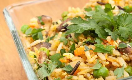 salade de riz la chinoise pour 4 personnes recettes elle table