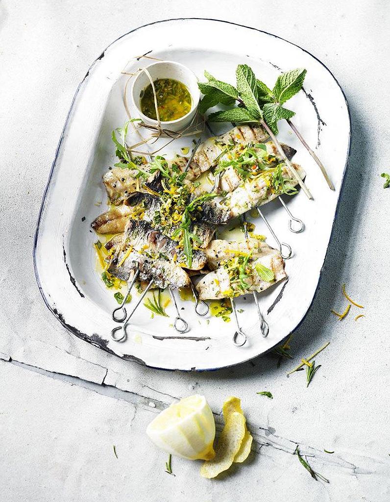 Sardine comment cuisiner la sardine elle table - Comment cuisiner des flageolets en boite ...