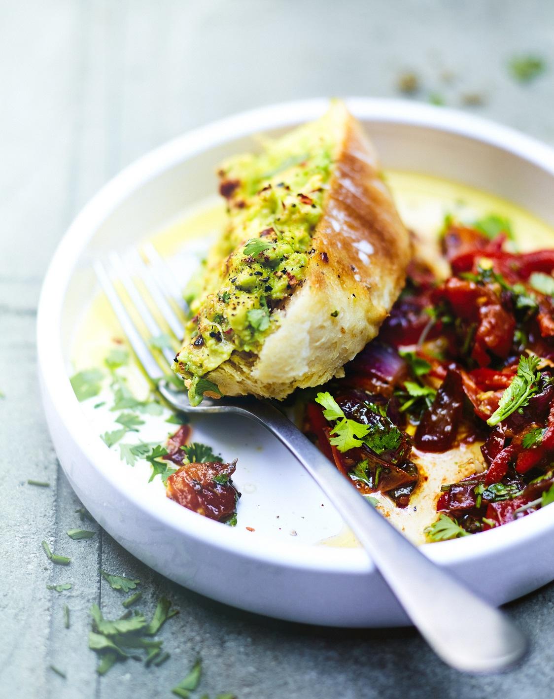 Buns l avocat tomates et coriandre 23 recettes d avocat qui ne font pas grossir elle table - Salade qui ne gele pas ...
