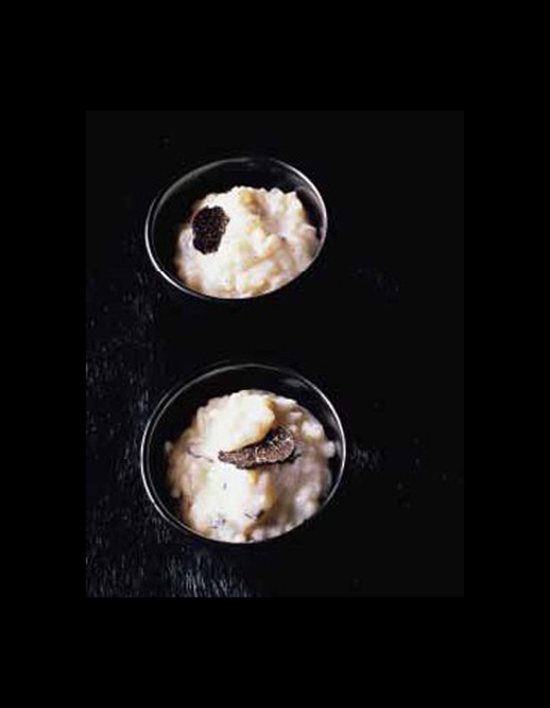 riz au lait la truffe 30 recettes pour f ter la gastronomie elle table. Black Bedroom Furniture Sets. Home Design Ideas