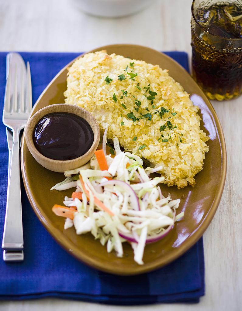 Revisiter les escalopes pan es 45 astuces en cuisine for Astuce en cuisine