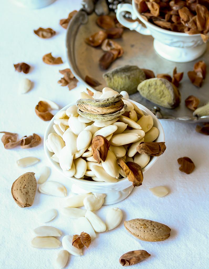 Les amandes un aliment riche en fer 10 aliments riches - Aliments riches en fer ...