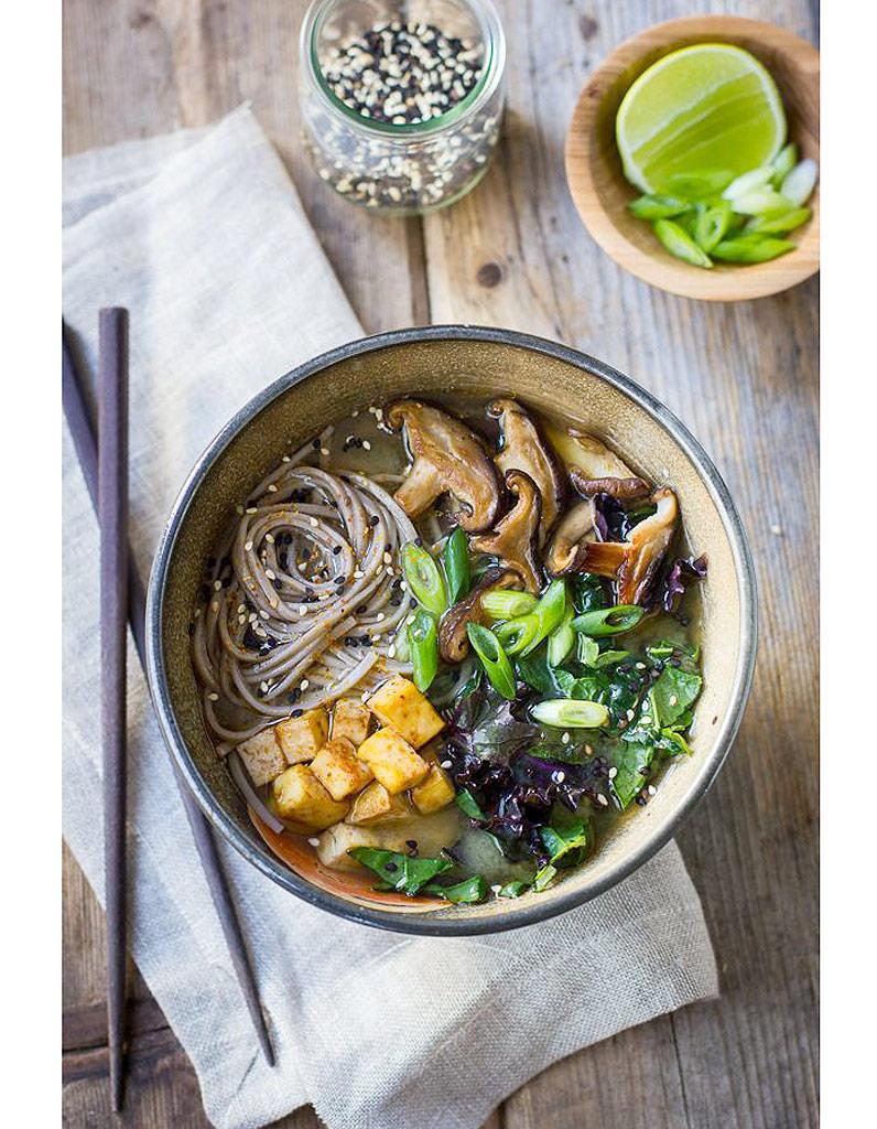 Soupe miso râmen - De beaux et bons ramens comme au Japon ...