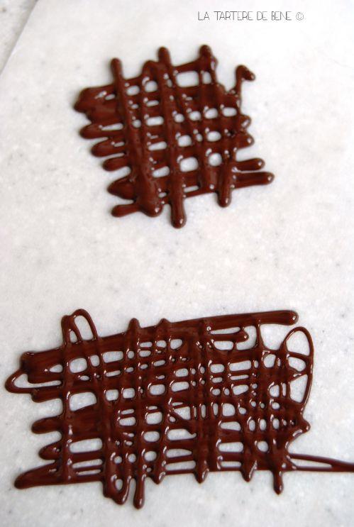 D cor en chocolat facile des d cors en chocolat for Decoration en chocolat