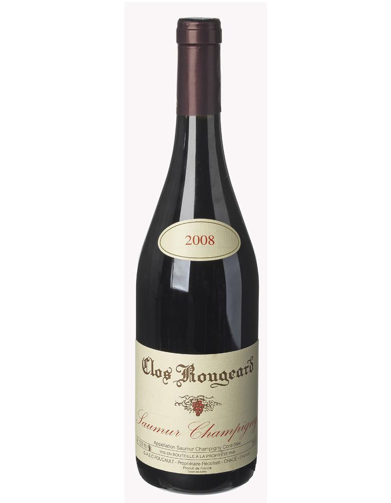 Vin saumur champigny rouge clos rougeard 2008 d ner en - Quel vin rouge pour cuisiner ...