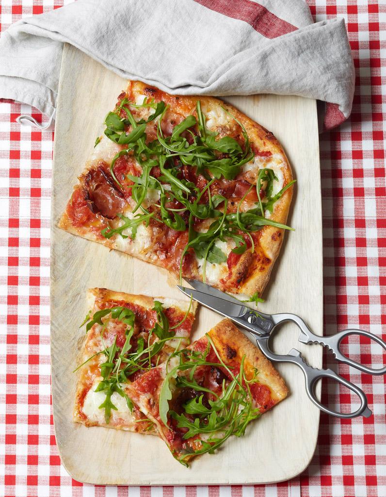 pizza al taglio du street food la maison elle table. Black Bedroom Furniture Sets. Home Design Ideas