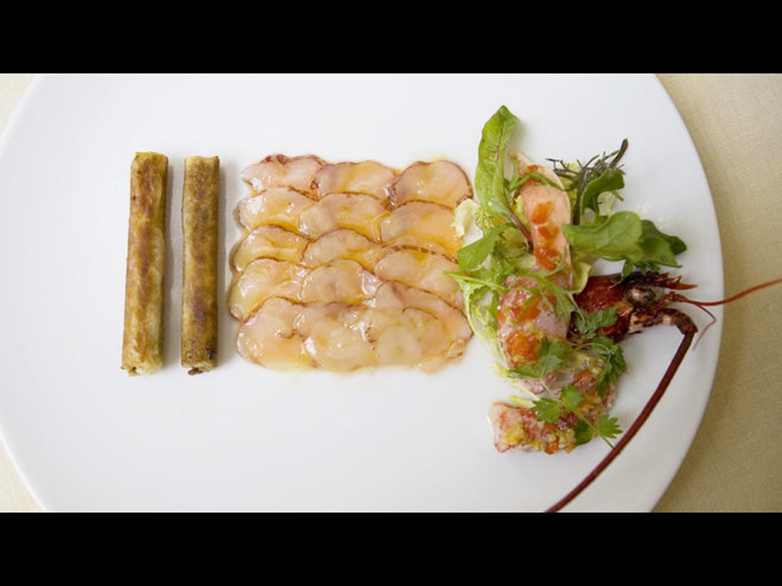 Homard ivre recette a quel chef appartient ce plat gastronomique elle table - Recette plat gastronomique ...