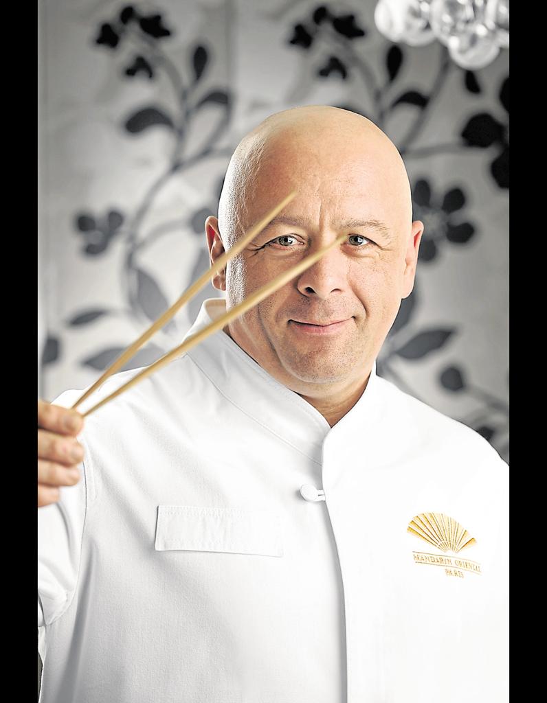 Thierry marx portrait a quel chef appartient ce plat - Culture de la truffe ...