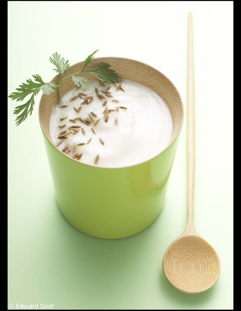 Le lait de coco les produits cultes de pascal barbot elle table - Lait de coco bjorg ...