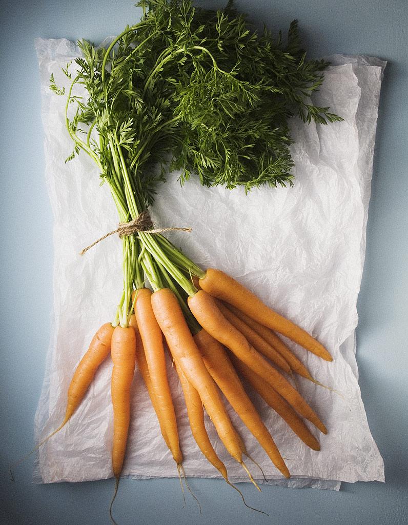 Les carottes que cuisiner en hiver pour un ventre plat - Que cuisiner avec des carottes ...