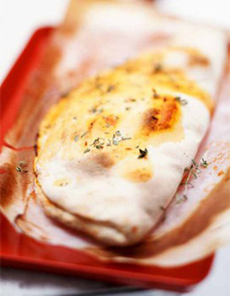 Chausson souffl que faire avec du jambon blanc elle - Cuisiner du jambon blanc ...