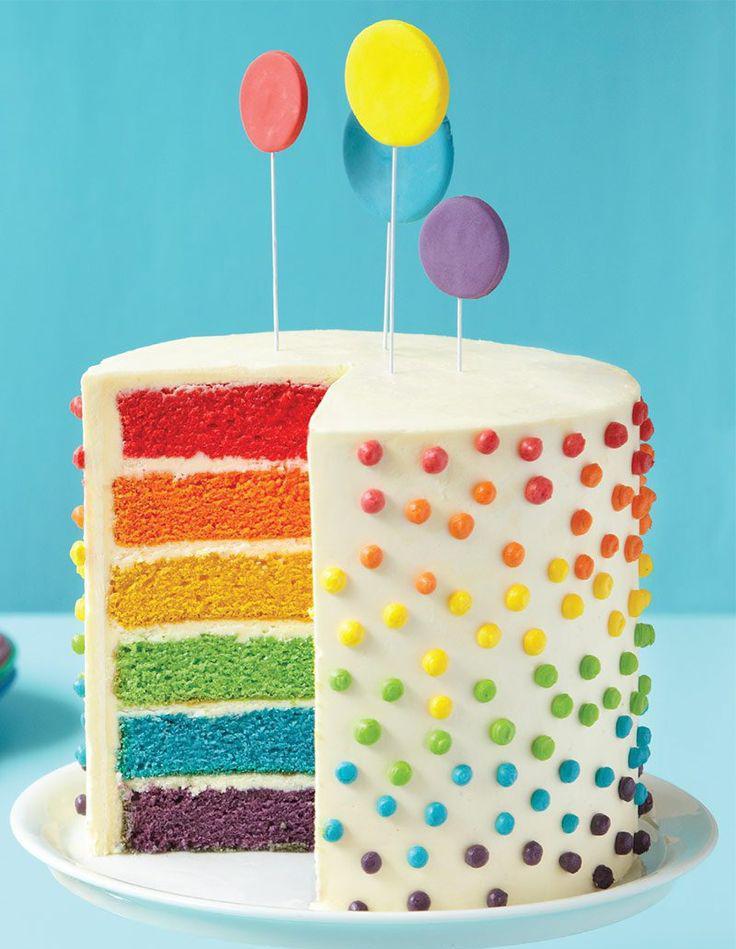 Beautiful Layer Cakes Pinterest