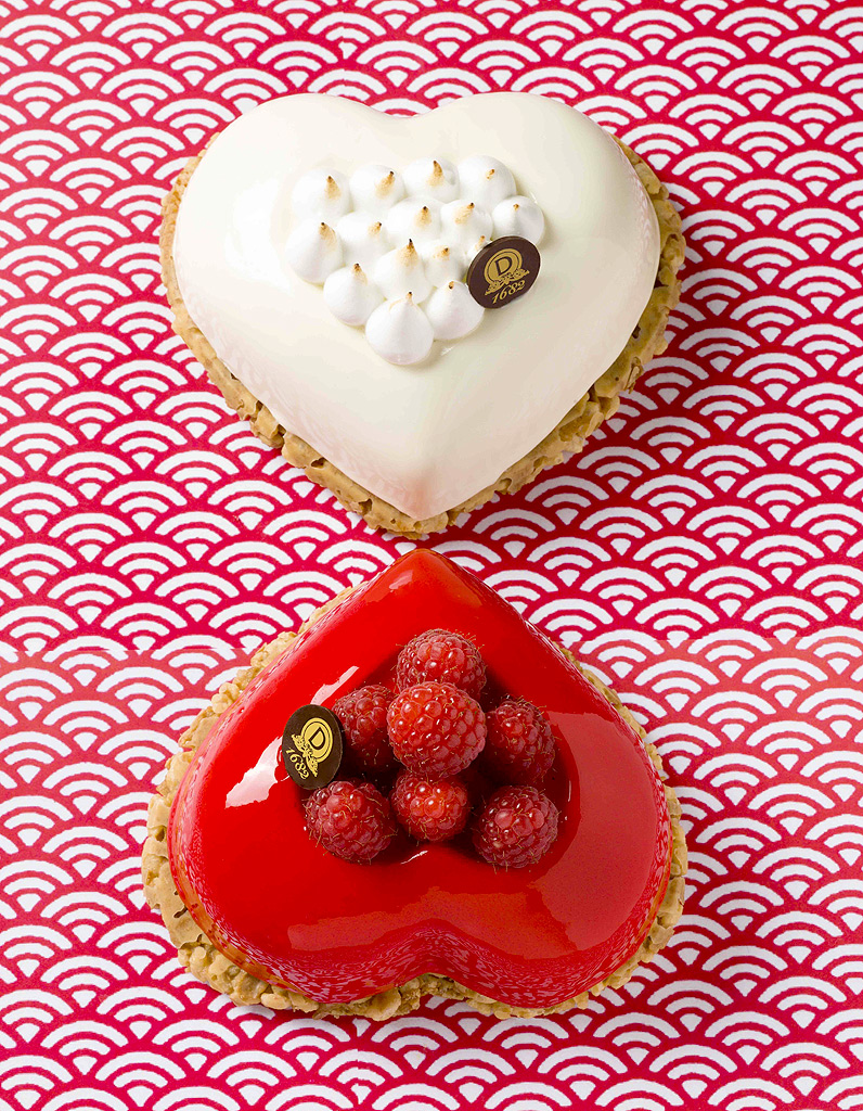 Patisserie saint valentin facile - Menu st valentin nos recettes faciles pour un diner delicieux ...