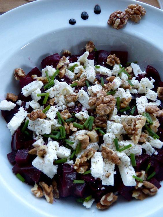 salade d automne facile ces salades d automne manger toute la semaine elle table. Black Bedroom Furniture Sets. Home Design Ideas