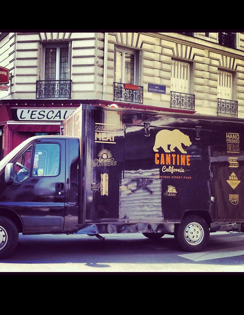 Food Truck Paris Dimanche